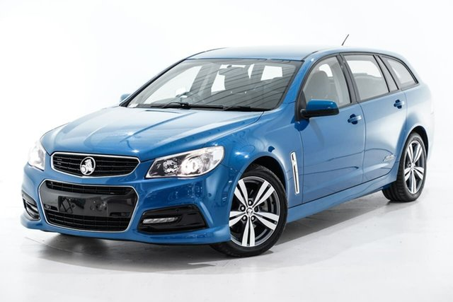 Used Holden Commodore VF MY14 SS Sportwagon Berwick, 2013 Holden Commodore VF MY14 SS Sportwagon Blue 6 Speed Sports Automatic Wagon
