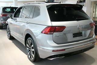 2020 Volkswagen Tiguan 5N MY21 162TSI Highline DSG 4MOTION Allspace Silver 7 Speed.