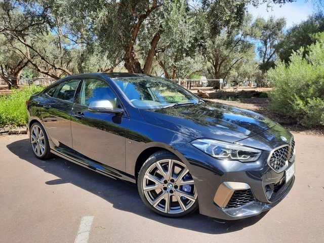 Used BMW 2 Series F44 M235i Gran Coupe Steptronic xDrive Adelaide, 2019 BMW 2 Series F44 M235i Gran Coupe Steptronic xDrive Black 8 Speed Sports Automatic Sedan