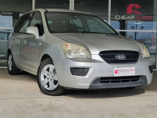 Used Kia Rondo UN LX Brendale, 2008 Kia Rondo UN LX Silver 5 Speed Manual Wagon