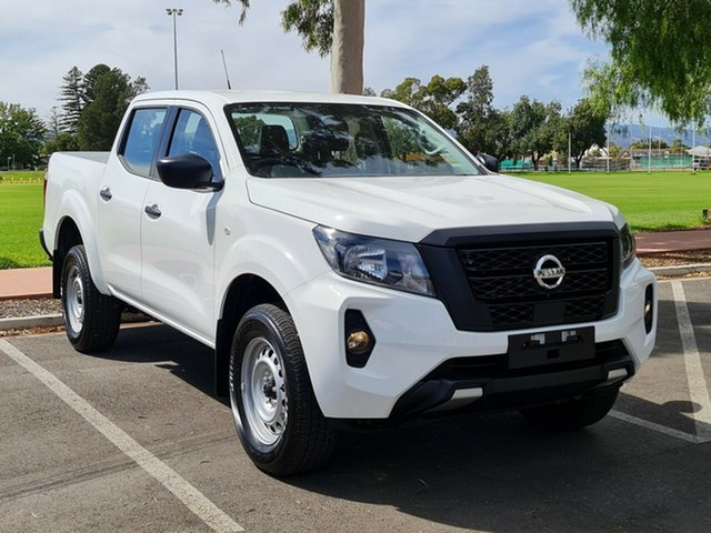 Demo Nissan Navara D23 MY21 SL Nailsworth, 2021 Nissan Navara D23 MY21 SL Polar White 6 Speed Manual Utility