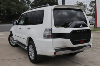 2021 Mitsubishi Pajero NX MY21 Exceed White 5 Speed Sports Automatic Wagon.