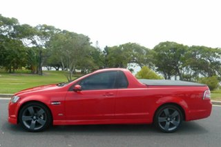 2013 Holden Ute VE II MY12.5 SV6 Z Series Red 6 Speed Manual Utility