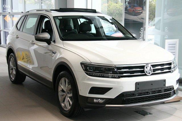 New Volkswagen Tiguan 5N MY20 110TSI Comfortline DSG 2WD Allspace Port Melbourne, 2020 Volkswagen Tiguan 5N MY20 110TSI Comfortline DSG 2WD Allspace White 6 Speed
