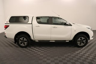 2018 Mazda BT-50 UR0YG1 XTR White 6 speed Automatic Utility
