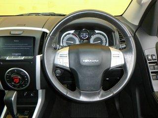 2018 Isuzu MU-X White 6 Speed Automatic Wagon