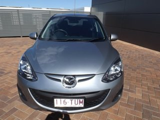 2014 Mazda 2 DE10Y2 MY14 Neo Sport Grey 4 Speed Automatic Hatchback