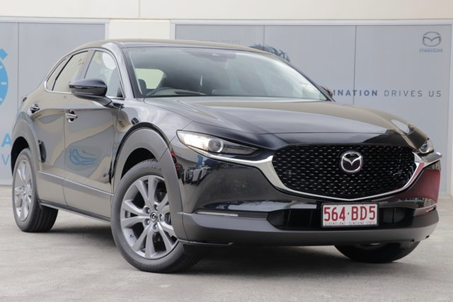 Demo Mazda CX-30 DM2WLA G25 SKYACTIV-Drive Touring Bundamba, CX-30 B 6AUTO WAGON G25 TOURING