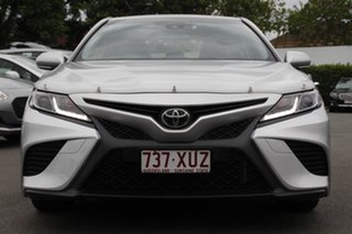 2017 Toyota Camry ASV70R Ascent Sport Silver 6 Speed Sports Automatic Sedan.