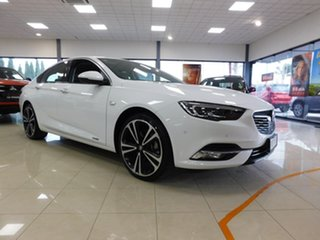 2020 Holden Calais ZB MY20 V Liftback AWD White 9 Speed Sports Automatic Liftback