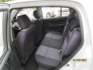 2010 Hyundai Getz TB MY09 SX Silver 4 Speed Automatic Hatchback