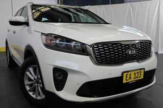 2018 Kia Sorento UM MY18 SI White 8 Speed Sports Automatic Wagon.
