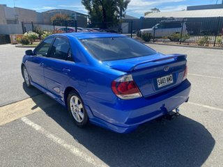 2004 Toyota Camry MCV36R Sportivo Blue 4 Speed Automatic Sedan