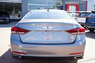 2015 Hyundai Genesis DH Silver 8 Speed Automatic Sedan