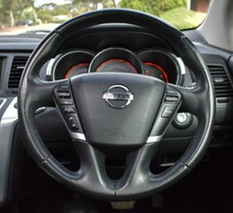 2011 Nissan Murano Z51 Series 2 MY10 TI Black 6 Speed Constant Variable Wagon