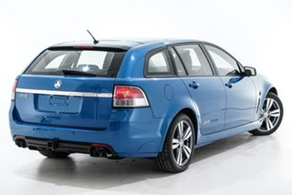 2013 Holden Commodore VF MY14 SS Sportwagon Blue 6 Speed Sports Automatic Wagon.