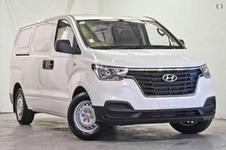 2021 Hyundai iLOAD TQ4 MY21 Creamy White 6 Speed Manual Van.