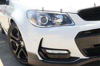 2014 Holden Commodore VF MY14 SS V Redline White 6 Speed Sports Automatic Sedan.