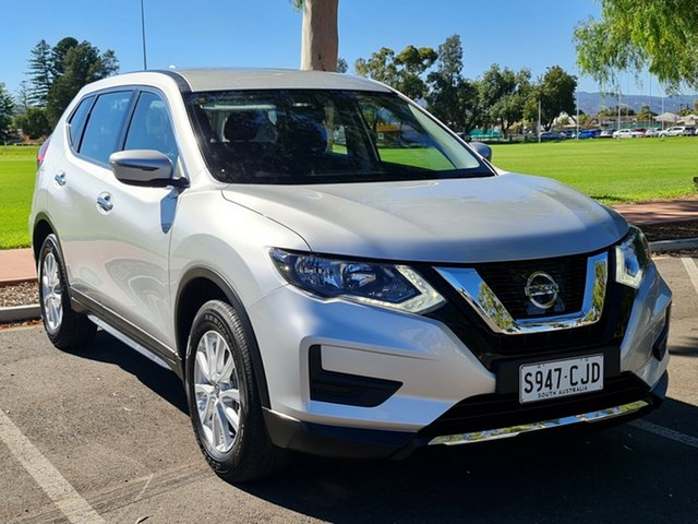 Used Nissan X-Trail T32 Series II ST X-tronic 2WD Nailsworth, 2019 Nissan X-Trail T32 Series II ST X-tronic 2WD Silver 7 Speed Constant Variable Wagon