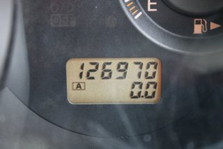 2009 Nissan Tiida C11 MY07 ST Grey 6 Speed Manual Sedan