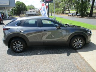 2020 Mazda CX-30 DM2W7A G20 SKYACTIV-Drive Pure Grey 6 Speed Sports Automatic Wagon.