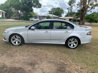 2012 Ford Falcon FG MkII XR6 6 Speed Sports Automatic Sedan