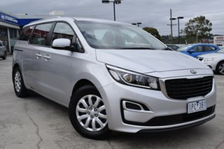 2019 Kia Carnival YP MY20 S Silver 8 Speed Sports Automatic Wagon.