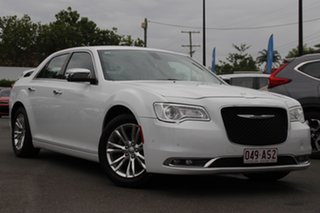 2015 Chrysler 300 LX MY15 C E-Shift White 8 Speed Sports Automatic Sedan.