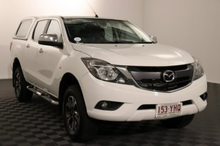 2018 Mazda BT-50 UR0YG1 XTR White 6 speed Automatic Utility.
