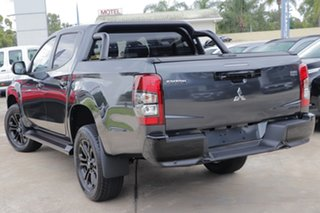 2021 Mitsubishi Triton MR MY21 GSR Double Cab Graphite Grey 6 Speed Sports Automatic Utility.