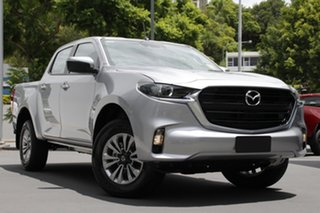 2020 Mazda BT-50 TFS40J XT Ingot Silver 6 Speed Manual Utility.