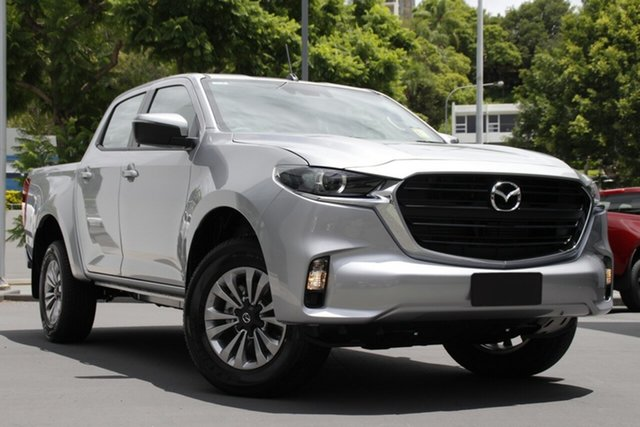 New Mazda BT-50 B30B XT (4x4) Kirrawee, 2020 Mazda BT-50 B30B XT (4x4) Ingot Silver 6 Speed Automatic Dual Cab Pick-up