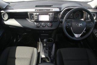 2018 Toyota RAV4 ASA44R GX AWD Glacier White 6 Speed Automatic Wagon