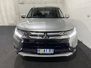 2017 Mitsubishi Outlander ZK MY17 LS 4WD Silver 6 Speed Constant Variable Wagon