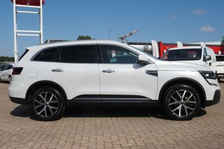 2020 Renault Koleos XZG MY20 Intens X-Tronic (4x2) Universal White Continuous Variable Wagon