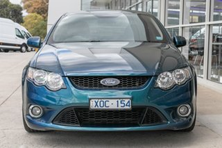 2010 Ford Falcon FG XR6 Grey 5 Speed Sports Automatic Sedan.