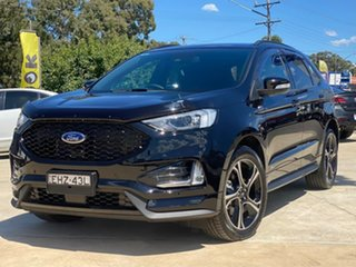 2019 Ford Endura ST-Line Agate Black Sports Automatic Wagon.