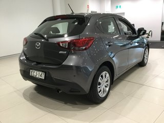 2019 Mazda 2 DJ2HA6 Neo SKYACTIV-MT Grey 6 Speed Manual Hatchback.