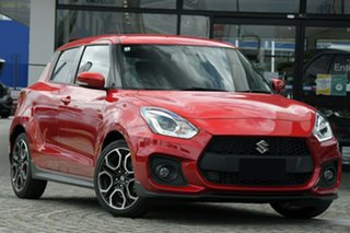 2021 Suzuki Swift AZ Series II Sport Burn Red 6 Speed Manual Hatchback.