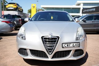 2013 Alfa Romeo Giulietta Progression 1.4 Silver 6 Speed Auto Dual Clutch Hatchback