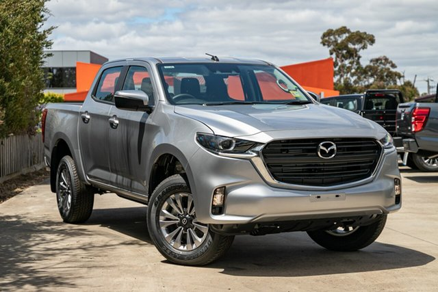 New Mazda BT-50 TFS40J XT Mornington, 2021 Mazda BT-50 TFS40J XT Ingot Silver 6 Speed Sports Automatic Utility