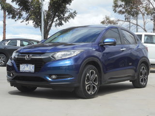 2017 Honda HR-V MY17 VTi-L Blue 1 Speed Constant Variable Hatchback
