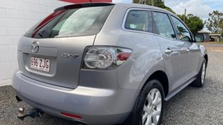 2008 Mazda CX-7 LUXURY AWD Silver Automatic Wagon