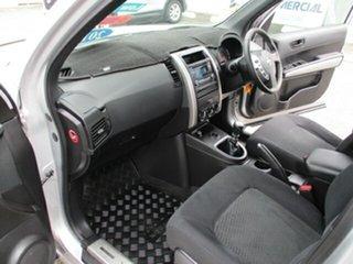 2013 Nissan X-Trail ST 4x2 Silver 5 Speed Manual Wagon