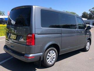 2018 Volkswagen Multivan T6 MY18 TDI340 SWB DSG Comfortline Grey 7 Speed