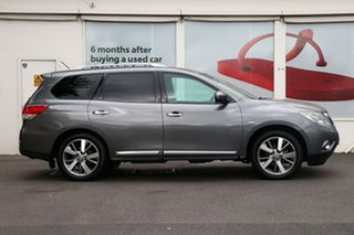 2015 Nissan Pathfinder R52 MY15 Ti X-tronic 4WD Grey 1 Speed Constant Variable Wagon