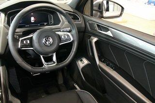 2020 Volkswagen Tiguan 5N MY21 162TSI Highline DSG 4MOTION Allspace Silver 7 Speed