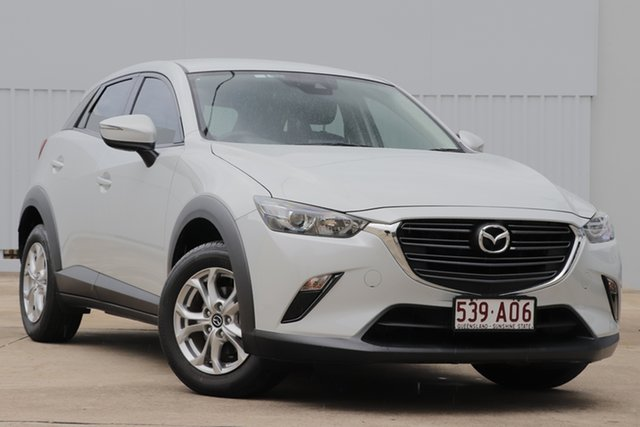 Used Mazda CX-3 DK2W76 Maxx SKYACTIV-MT FWD Sport Bundamba, 2018 Mazda CX-3 DK2W76 Maxx SKYACTIV-MT FWD Sport Ceramic 6 Speed Manual Wagon