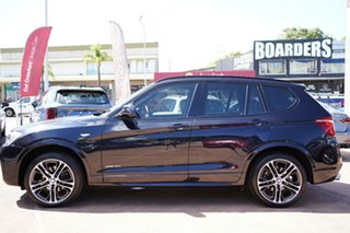 2014 BMW X3 F25 MY14 xDrive 28I Black 8 Speed Automatic Wagon