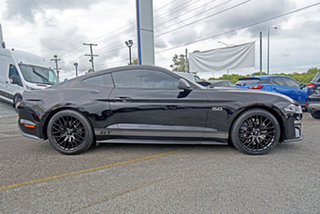2018 Ford Mustang FN 2019MY GT Black 6 Speed Manual Fastback